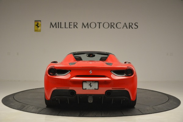 Used 2017 Ferrari 488 Spider for sale Sold at Alfa Romeo of Greenwich in Greenwich CT 06830 6