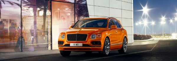 New 2020 Bentley Bentayga Speed for sale Sold at Alfa Romeo of Greenwich in Greenwich CT 06830 2
