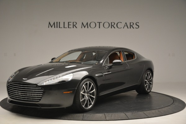 Used 2016 Aston Martin Rapide S for sale Sold at Alfa Romeo of Greenwich in Greenwich CT 06830 2