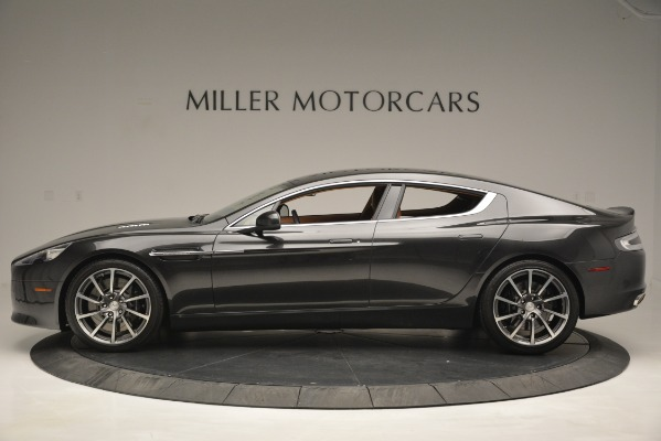 Used 2016 Aston Martin Rapide S for sale Sold at Alfa Romeo of Greenwich in Greenwich CT 06830 3