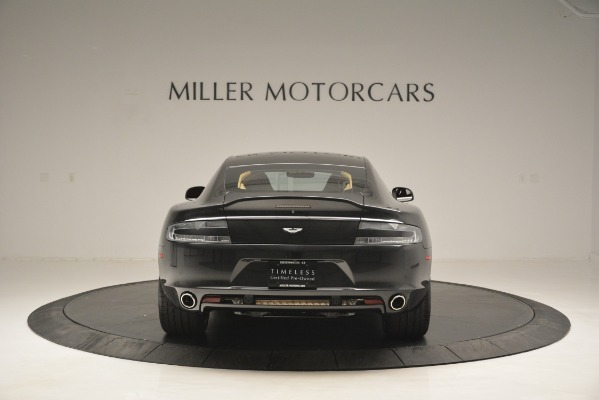 Used 2016 Aston Martin Rapide S for sale Sold at Alfa Romeo of Greenwich in Greenwich CT 06830 6