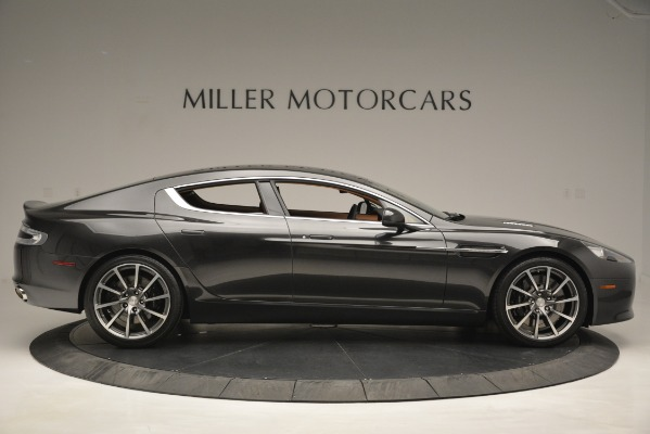 Used 2016 Aston Martin Rapide S for sale Sold at Alfa Romeo of Greenwich in Greenwich CT 06830 9
