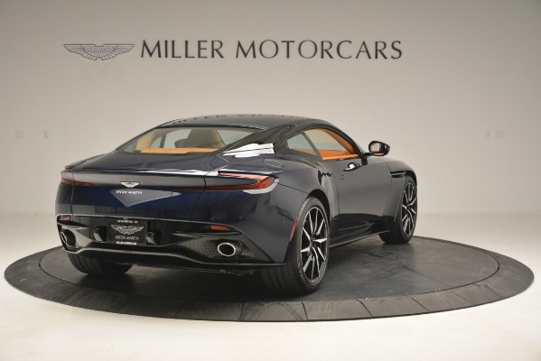 Used 2018 Aston Martin DB11 V12 Coupe for sale Sold at Alfa Romeo of Greenwich in Greenwich CT 06830 7