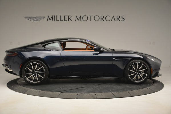 Used 2018 Aston Martin DB11 V12 Coupe for sale Sold at Alfa Romeo of Greenwich in Greenwich CT 06830 9