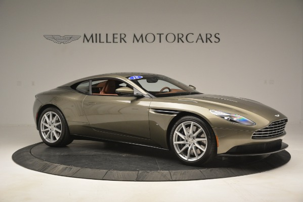 Used 2018 Aston Martin DB11 V12 Coupe for sale Sold at Alfa Romeo of Greenwich in Greenwich CT 06830 10