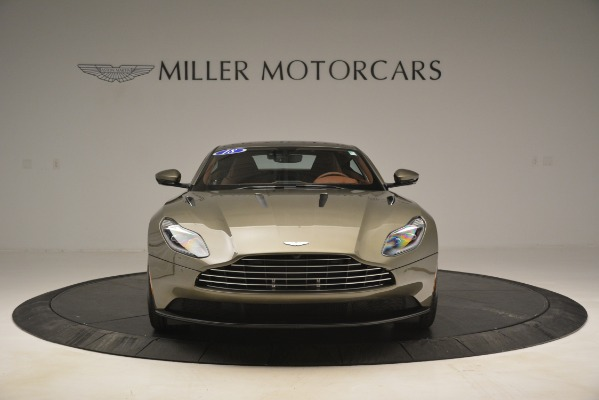 Used 2018 Aston Martin DB11 V12 Coupe for sale Sold at Alfa Romeo of Greenwich in Greenwich CT 06830 12
