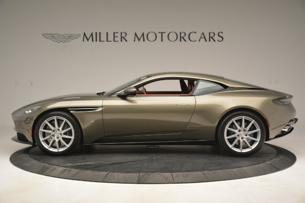 Used 2018 Aston Martin DB11 V12 Coupe for sale Sold at Alfa Romeo of Greenwich in Greenwich CT 06830 3