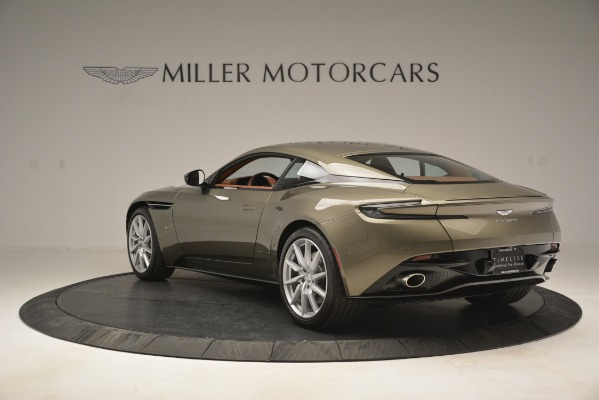 Used 2018 Aston Martin DB11 V12 Coupe for sale Sold at Alfa Romeo of Greenwich in Greenwich CT 06830 5