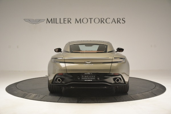 Used 2018 Aston Martin DB11 V12 Coupe for sale Sold at Alfa Romeo of Greenwich in Greenwich CT 06830 6