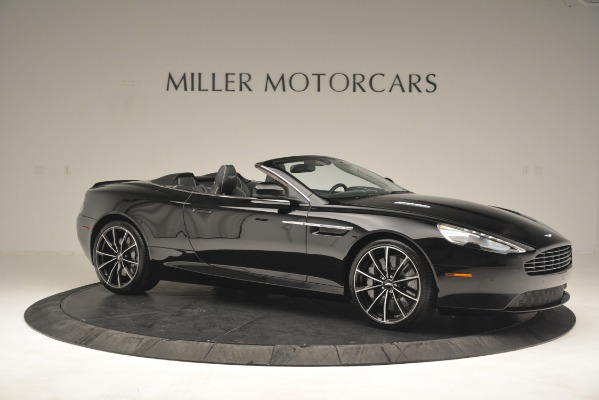 Used 2016 Aston Martin DB9 Convertible for sale Sold at Alfa Romeo of Greenwich in Greenwich CT 06830 10