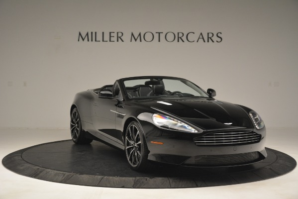 Used 2016 Aston Martin DB9 Convertible for sale Sold at Alfa Romeo of Greenwich in Greenwich CT 06830 11