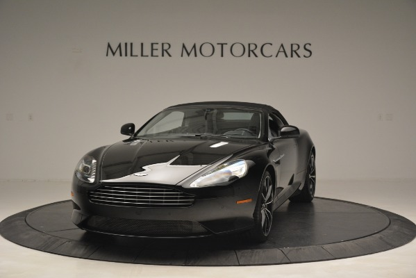 Used 2016 Aston Martin DB9 Convertible for sale Sold at Alfa Romeo of Greenwich in Greenwich CT 06830 23