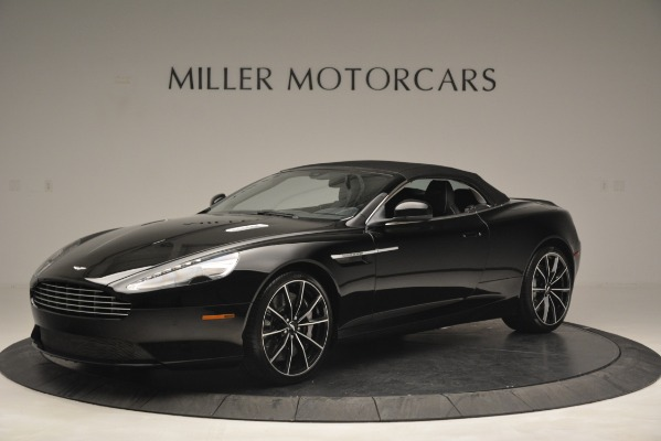 Used 2016 Aston Martin DB9 Convertible for sale Sold at Alfa Romeo of Greenwich in Greenwich CT 06830 24