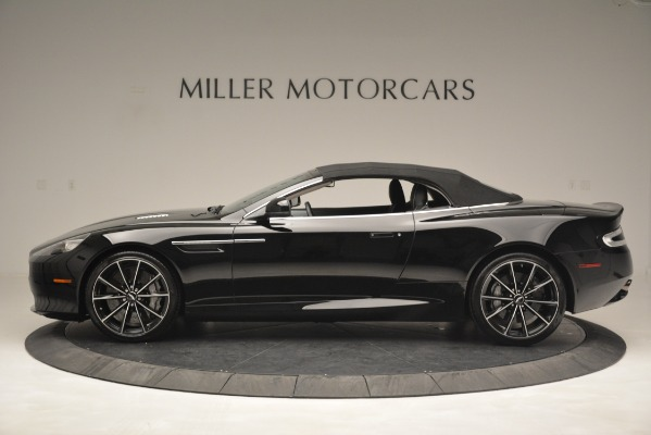 Used 2016 Aston Martin DB9 Convertible for sale Sold at Alfa Romeo of Greenwich in Greenwich CT 06830 25