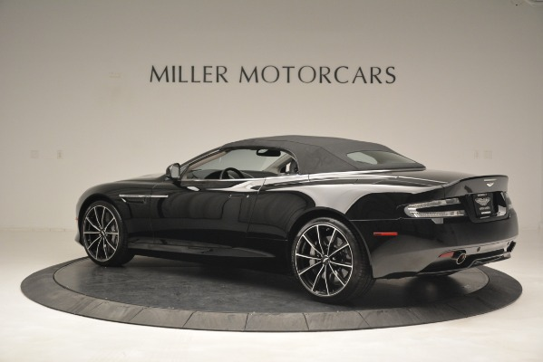 Used 2016 Aston Martin DB9 Convertible for sale Sold at Alfa Romeo of Greenwich in Greenwich CT 06830 26