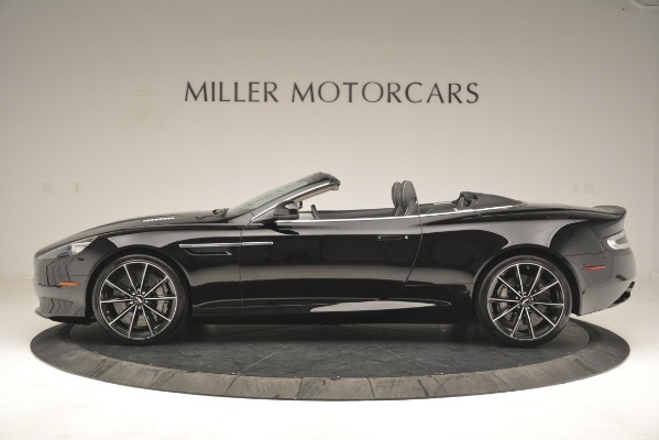 Used 2016 Aston Martin DB9 Convertible for sale Sold at Alfa Romeo of Greenwich in Greenwich CT 06830 3