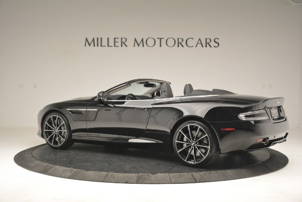 Used 2016 Aston Martin DB9 Convertible for sale Sold at Alfa Romeo of Greenwich in Greenwich CT 06830 4