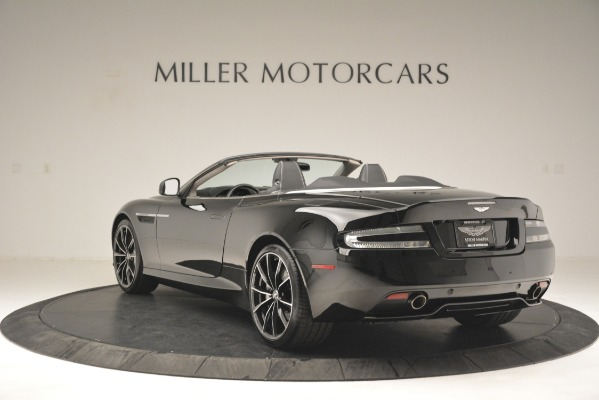 Used 2016 Aston Martin DB9 Convertible for sale Sold at Alfa Romeo of Greenwich in Greenwich CT 06830 5