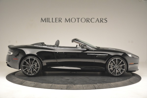 Used 2016 Aston Martin DB9 Convertible for sale Sold at Alfa Romeo of Greenwich in Greenwich CT 06830 9