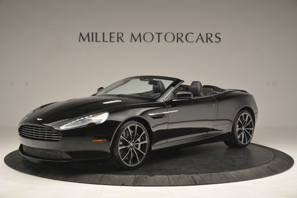Used 2016 Aston Martin DB9 Convertible for sale Sold at Alfa Romeo of Greenwich in Greenwich CT 06830 1