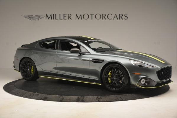 New 2019 Aston Martin Rapide AMR Sedan for sale $282,980 at Alfa Romeo of Greenwich in Greenwich CT 06830 10