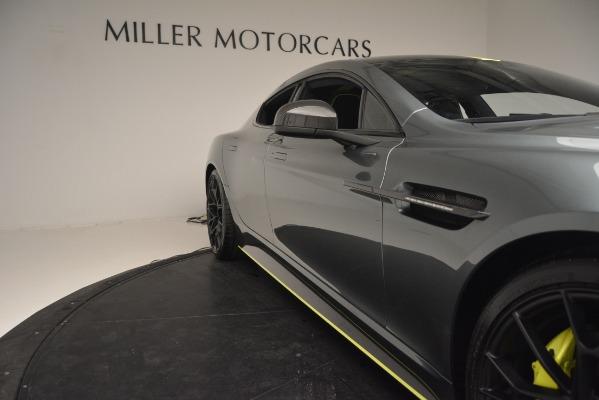 New 2019 Aston Martin Rapide AMR Sedan for sale $282,980 at Alfa Romeo of Greenwich in Greenwich CT 06830 14