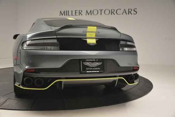 New 2019 Aston Martin Rapide AMR Sedan for sale $282,980 at Alfa Romeo of Greenwich in Greenwich CT 06830 15