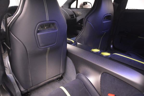 New 2019 Aston Martin Rapide AMR Sedan for sale $282,980 at Alfa Romeo of Greenwich in Greenwich CT 06830 23