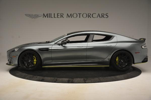 New 2019 Aston Martin Rapide AMR Sedan for sale $282,980 at Alfa Romeo of Greenwich in Greenwich CT 06830 3