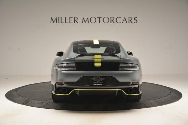 New 2019 Aston Martin Rapide AMR Sedan for sale $282,980 at Alfa Romeo of Greenwich in Greenwich CT 06830 6