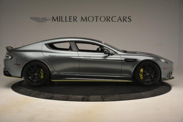 New 2019 Aston Martin Rapide AMR Sedan for sale $282,980 at Alfa Romeo of Greenwich in Greenwich CT 06830 9