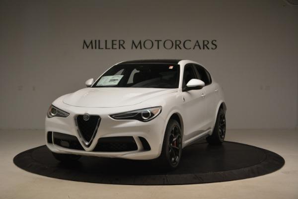Used 2019 Alfa Romeo Stelvio Quadrifoglio for sale Sold at Alfa Romeo of Greenwich in Greenwich CT 06830 1