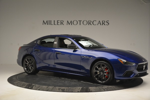 New 2019 Maserati Ghibli S Q4 GranSport for sale Sold at Alfa Romeo of Greenwich in Greenwich CT 06830 10