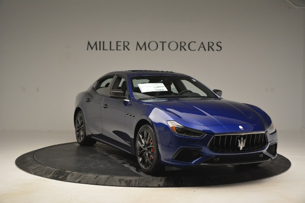 New 2019 Maserati Ghibli S Q4 GranSport for sale Sold at Alfa Romeo of Greenwich in Greenwich CT 06830 11