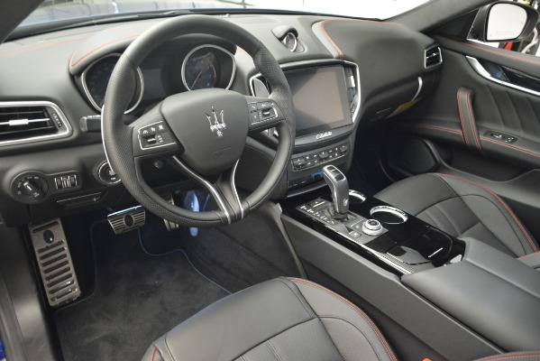 New 2019 Maserati Ghibli S Q4 GranSport for sale Sold at Alfa Romeo of Greenwich in Greenwich CT 06830 14