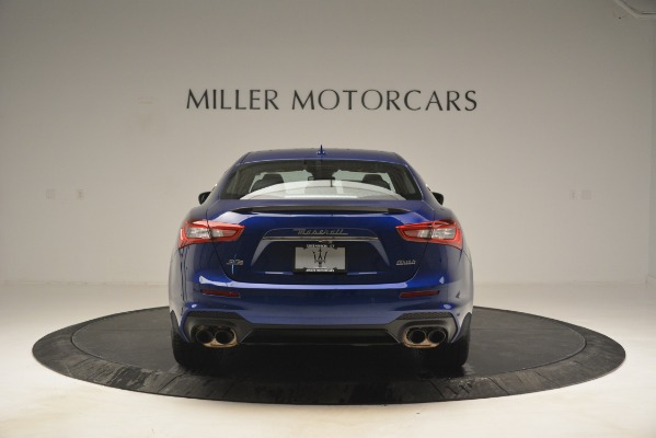 New 2019 Maserati Ghibli S Q4 GranSport for sale Sold at Alfa Romeo of Greenwich in Greenwich CT 06830 6