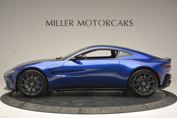 Used 2019 Aston Martin Vantage Coupe for sale Sold at Alfa Romeo of Greenwich in Greenwich CT 06830 3