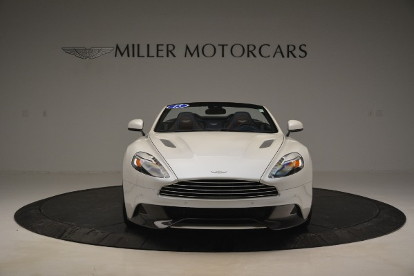 Used 2015 Aston Martin Vanquish Convertible for sale Sold at Alfa Romeo of Greenwich in Greenwich CT 06830 12