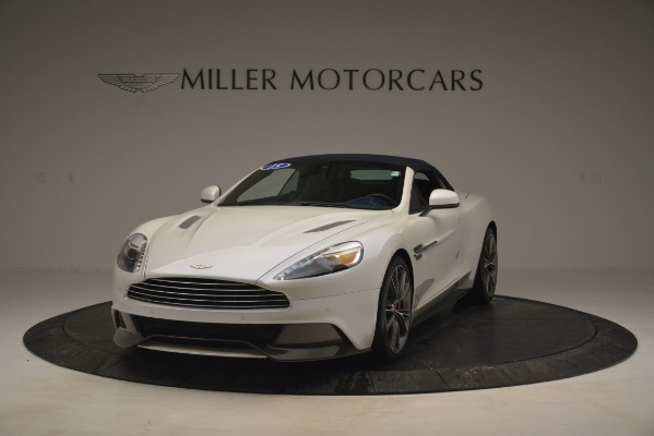 Used 2015 Aston Martin Vanquish Convertible for sale Sold at Alfa Romeo of Greenwich in Greenwich CT 06830 14