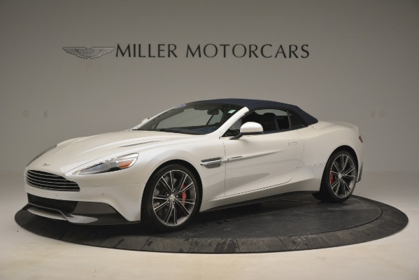 Used 2015 Aston Martin Vanquish Convertible for sale Sold at Alfa Romeo of Greenwich in Greenwich CT 06830 15