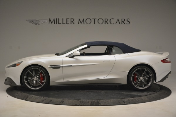 Used 2015 Aston Martin Vanquish Convertible for sale Sold at Alfa Romeo of Greenwich in Greenwich CT 06830 16