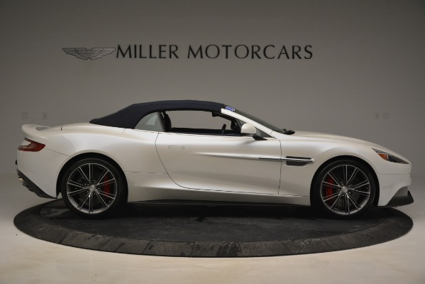 Used 2015 Aston Martin Vanquish Convertible for sale Sold at Alfa Romeo of Greenwich in Greenwich CT 06830 17