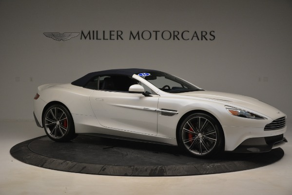 Used 2015 Aston Martin Vanquish Convertible for sale Sold at Alfa Romeo of Greenwich in Greenwich CT 06830 18