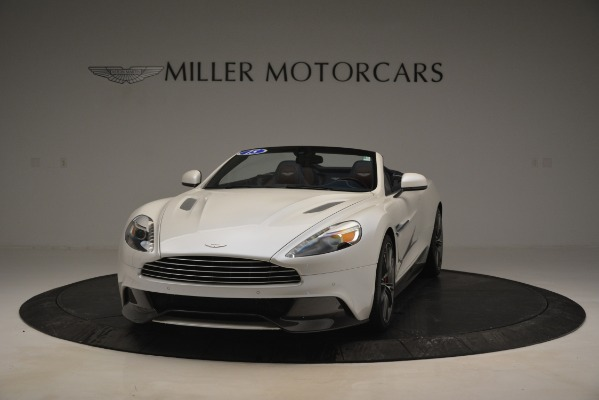 Used 2015 Aston Martin Vanquish Convertible for sale Sold at Alfa Romeo of Greenwich in Greenwich CT 06830 2