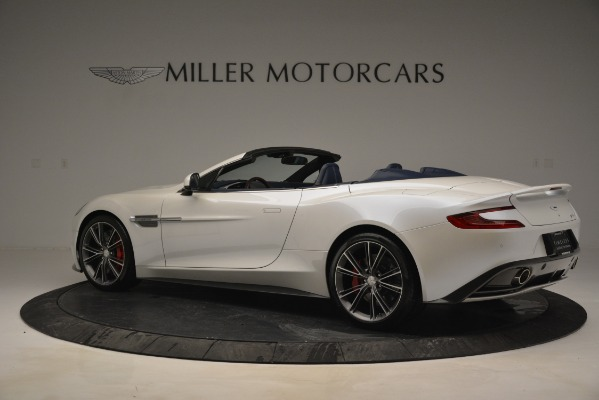 Used 2015 Aston Martin Vanquish Convertible for sale Sold at Alfa Romeo of Greenwich in Greenwich CT 06830 4