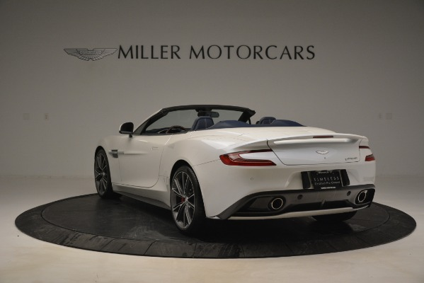 Used 2015 Aston Martin Vanquish Convertible for sale Sold at Alfa Romeo of Greenwich in Greenwich CT 06830 5
