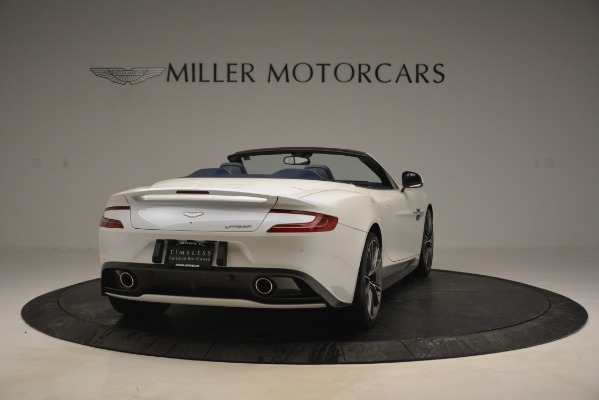 Used 2015 Aston Martin Vanquish Convertible for sale Sold at Alfa Romeo of Greenwich in Greenwich CT 06830 7