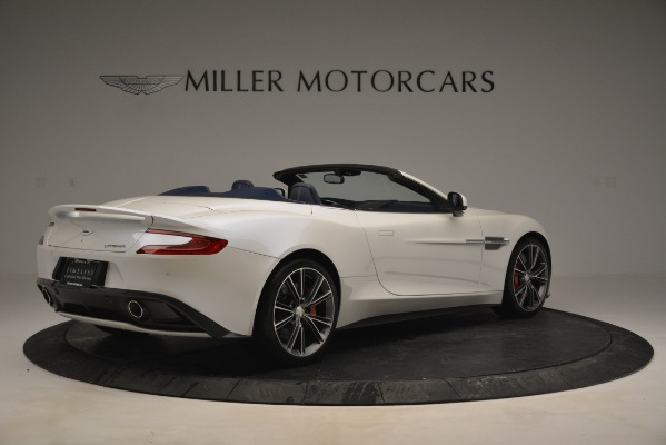 Used 2015 Aston Martin Vanquish Convertible for sale Sold at Alfa Romeo of Greenwich in Greenwich CT 06830 8