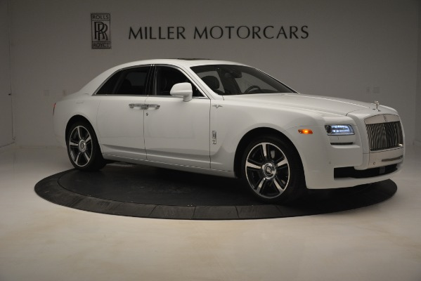 Used 2014 Rolls-Royce Ghost V-Spec for sale Sold at Alfa Romeo of Greenwich in Greenwich CT 06830 10