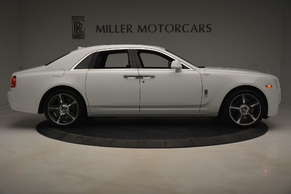 Used 2014 Rolls-Royce Ghost V-Spec for sale Sold at Alfa Romeo of Greenwich in Greenwich CT 06830 11
